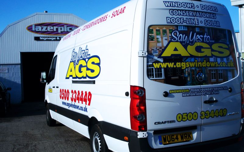 Fleet Vehicle Graphics
