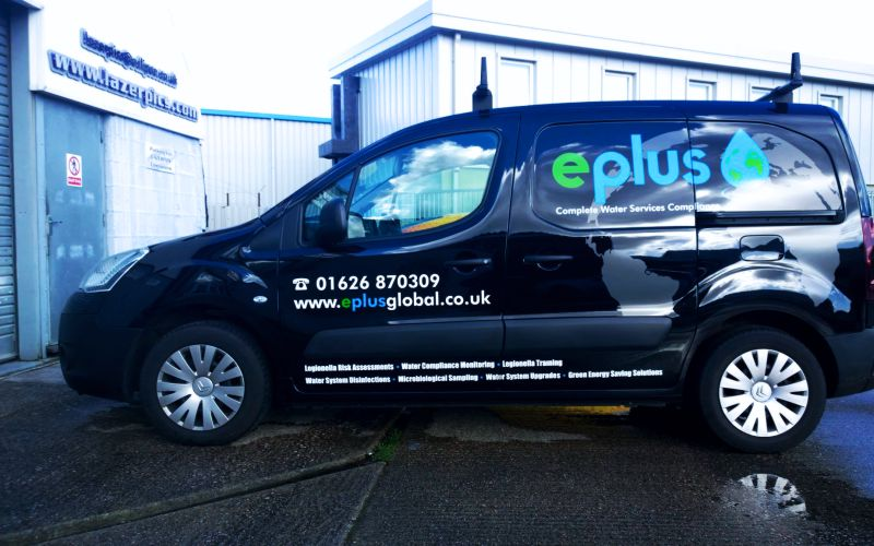 Fleet Vehicle Wrapping