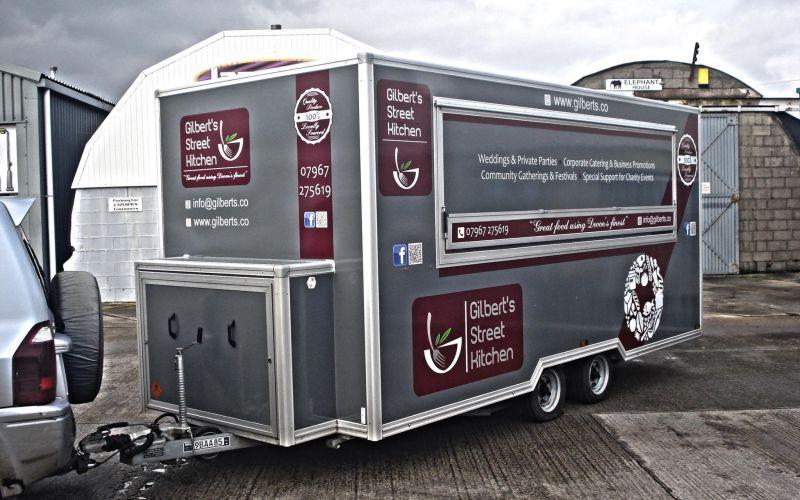 Vehicle Advertising Newton Abbot